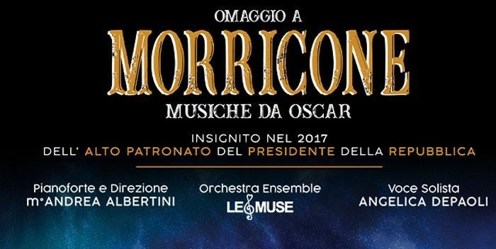 Omaggio a Morricone Musiche da Oscar al Teatro Nuovo di Verona
